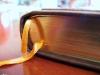 Библия с золотым срезом