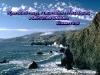 Скалистый морской берег