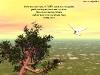 Дерево и голубь