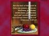Яблоко Мандарин и виноград